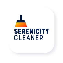 Serenicity Cleaner - Solution en cybersécurité